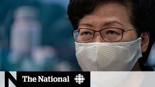Hong Kong Postpones Election Due To Pandemic