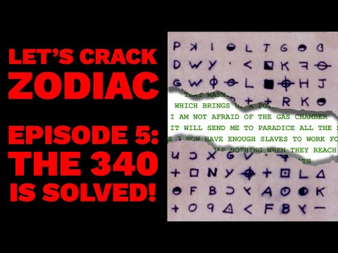 How the Zodiac Killers Code was Cracked