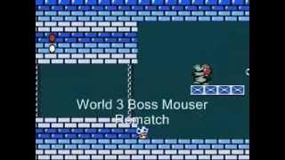 Cloud87450's Mario 2 Boss's [sic] Rush!