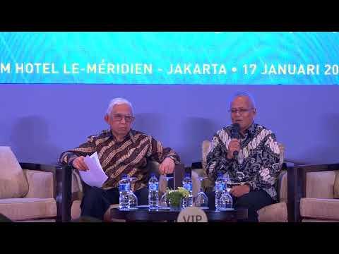 Prof Anwar Nasution remarks on Prospect Macro Economy 2018 - Seminar BUMN Outlook 2018 - LM FEB UI - 17 Januari 2018