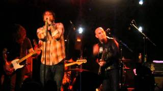 The Damned Things - Fazer (Quicksand Cover) & We've Got A Situation Here - Rebel, NYC - 12.13.10