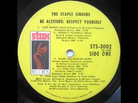 The Staple Singers - Respect Yourself video