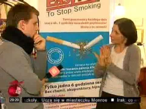Akupunktura rzucić opinie niepalących