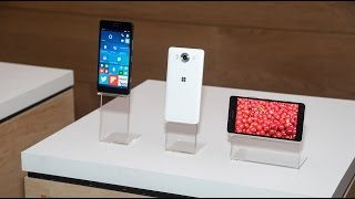 Microsoft Lumia 950 / 950XL Hands-On