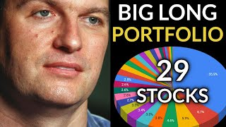 Forget the Big Short, Michael Burry Just Went All-In on the BIG LONG. This is His Portfolio Now.