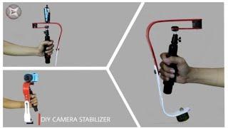 Cara Membuat Gimbal Stabilizer/Steady Cam Dari Pipa bekas V.2