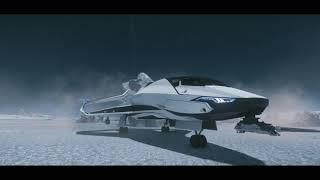 Star Citizen - 300i First Flight - 4K Ultrawide