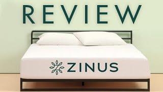 Review - Zinus Memory Foam Green Tea Mattress