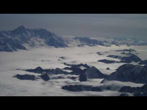 Reaching the summit of Mount Logan, high