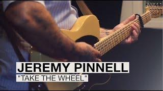 """Jeremy Pinnell """"Take The Wheel"""" on WCPO Lounge Acts."""