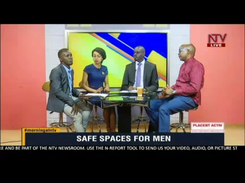 Do men need safe spaces?