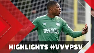 HIGHLIGHTS | VVV-Venlo - PSV
