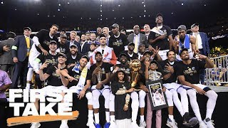 Are The Warriors The Greatest In NBA History? | First Take | June 13, 2017 - Video Youtube