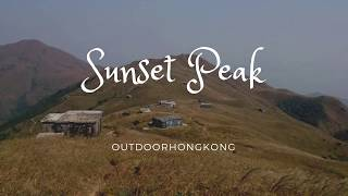 Sunset Peak - Lantau Island - Miscanthus - Beautiful Autumn in Hong Kong