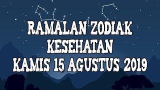 Ramalan Zodiak Kesehatan Besok Kamis 15 Agustus 2019