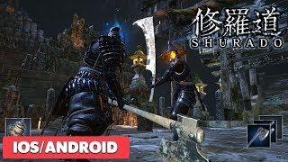 SHURADO MOBILE GAMEPLAY - iOS / ANDROID