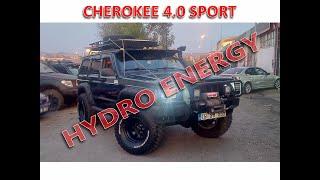 kare kasa offroad cherokee hidrojen yakıt tasarruf cihazı montajı