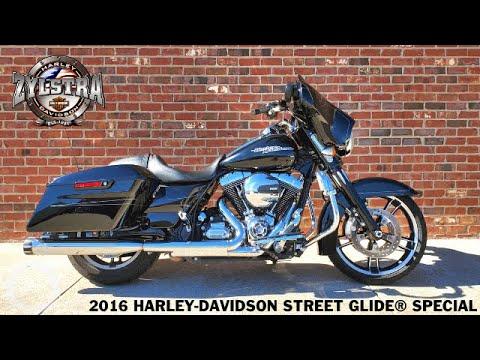 2016 Harley-Davidson Street Glide® Special in Ames, Iowa - Video 1