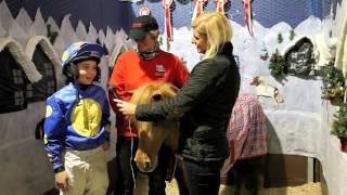 Behind The Scenes At The Shetland Pony Grand National
