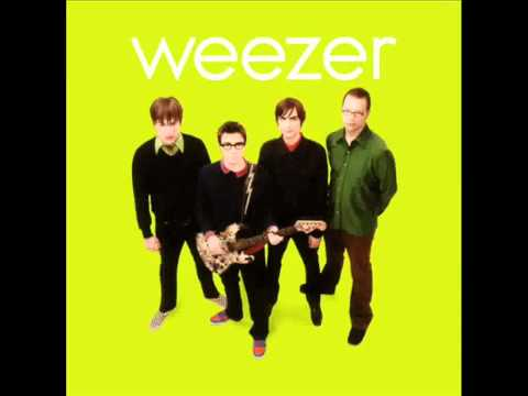 Weezer - The Christmas Song (with lyrics)