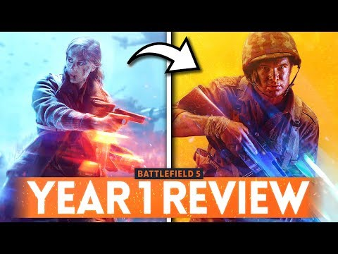 Reviewing Battlefield 5 AFTER 1 YEAR... Is It Good Now?