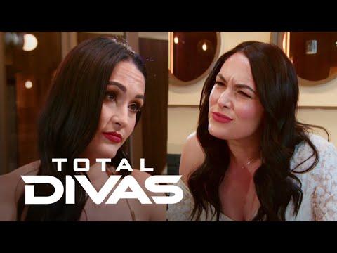 Can Nikki Bella Convince Brie to Come Out of Retirement? | Total Divas | E!