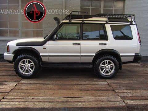 2004 Land Rover Discovery (CC-1296015) for sale in Statesville, North Carolina