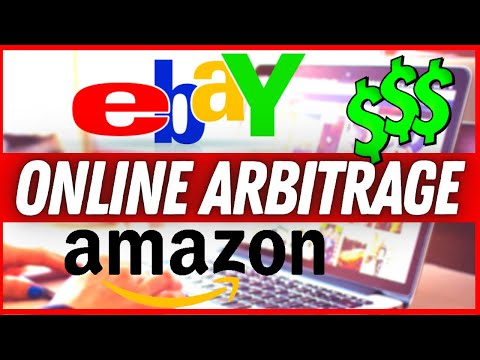 Online Arbitrage eBay To Amazon Flips = EASY MONEY