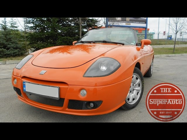 1996 Fiat Barchetta Adria Facelift Review - The Little Boat / Малката Лодка [ENG. SUBS]