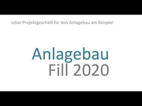 odoo Projektgeschäft und Anlagebau - giordano.ch