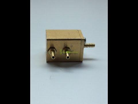 single air control valve