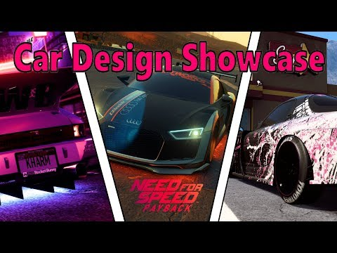 Need For Speed Payback Car Design Showcase