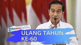 Presiden Jokowi Genap Berusia 60 Hari Ini, Istana: Perayaan Seperti Tahun-tahun Sebelumnya