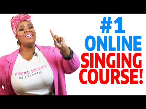 Sing better! ONLINE SINGING COURSE!!! (with subtitles)