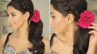 Pretty Prom-Ready Hair
