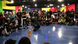 Heartbreak Skate Wars: Notorious vs. The Young Gunz