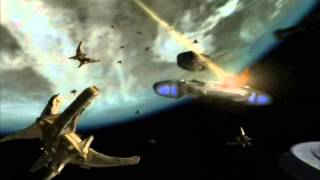 Star Trek - music video - Ship Battles