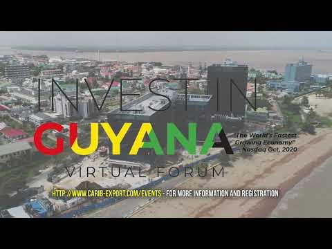 Invest in Guyana