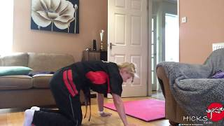 Lower Back Stretching – W/C 18th May 2020
