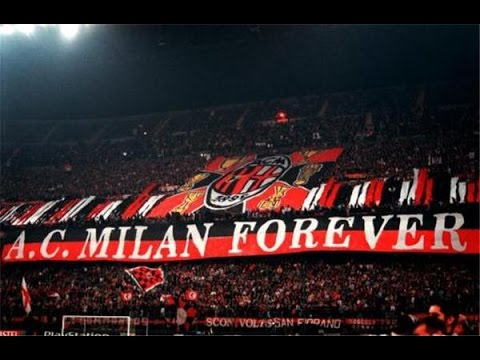 A.C. Milan FOREVER! Best moments of Milan.