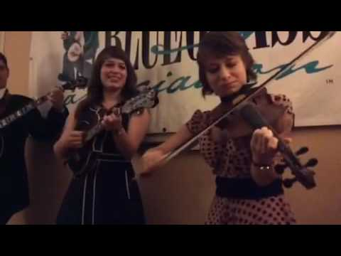 The Price Sisters - Bluegrass Breakdown