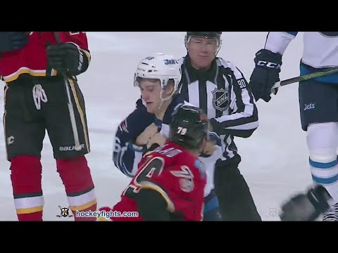 Micheal Ferland vs. J.C. Lipon