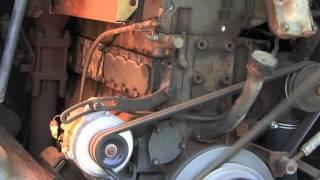 Mitsubishi Fuso 6D22 Diesel Engine Start & Run - Shopcarpro.com