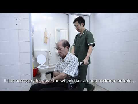 影片:A Guide to Wheelchair Selection