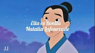 Ella es bonita — Natalia Lafourcade || Letra