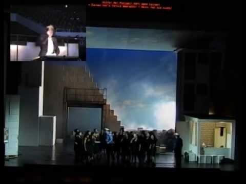 """George Bizet """"Carmen"""" Opera Bonn"""