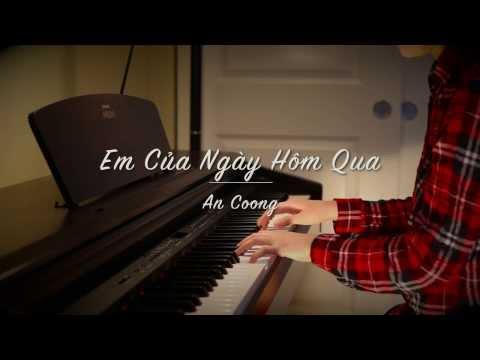 Em Của Ngày Hôm Qua - M-TP Sơn Tùng - Piano Cover