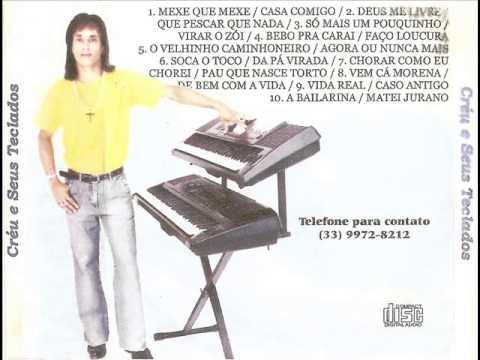 Créu & Seus Teclados - a bailarina