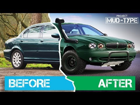 How Bad Is An AWD Jaguar X-Type Off Road + Build Plan