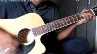 Chilipiga (Orange) Dhimu Dhimu (Engeyum Kadhal)- Praveen's guitar class